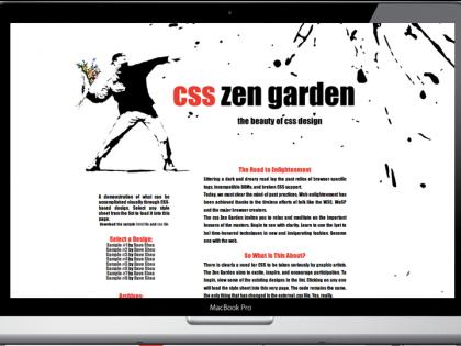 Web Design // HTML & CSS