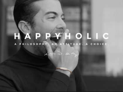 Happyholic Creative Direction, Photography & Web Design
